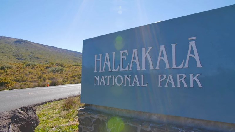 Haleakala NationalParkArea