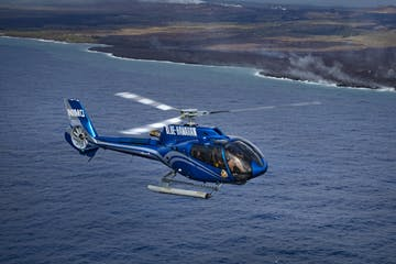 Helicopter Big Island Hawaii