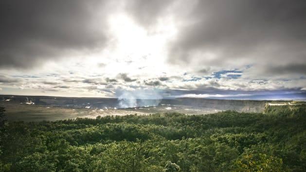 Steaming Bluffs