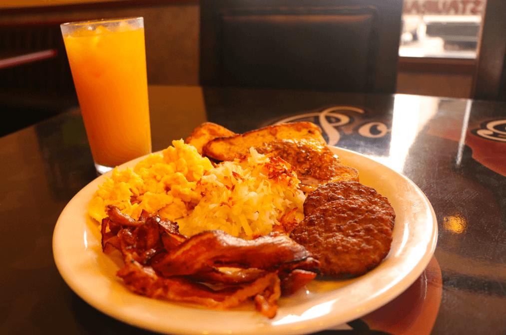 Hot Breakfast