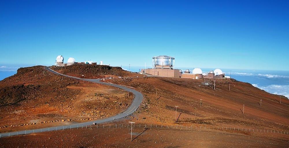 Maui Haleakala Observatories
