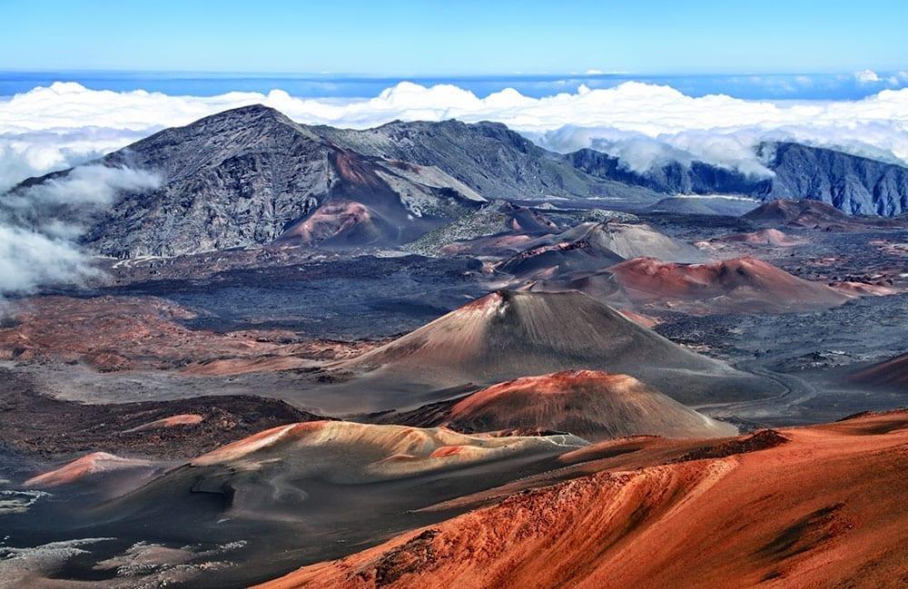 Maui Haleakala View
