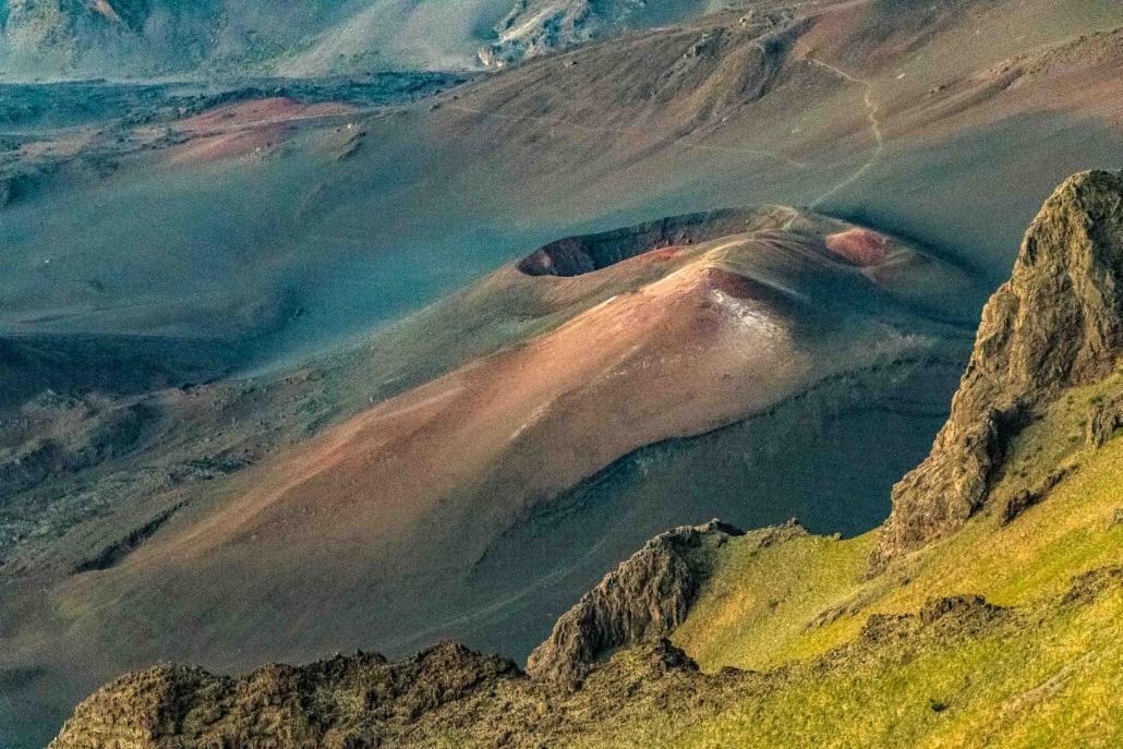 Haleakala Crater Cinder Cone Maui