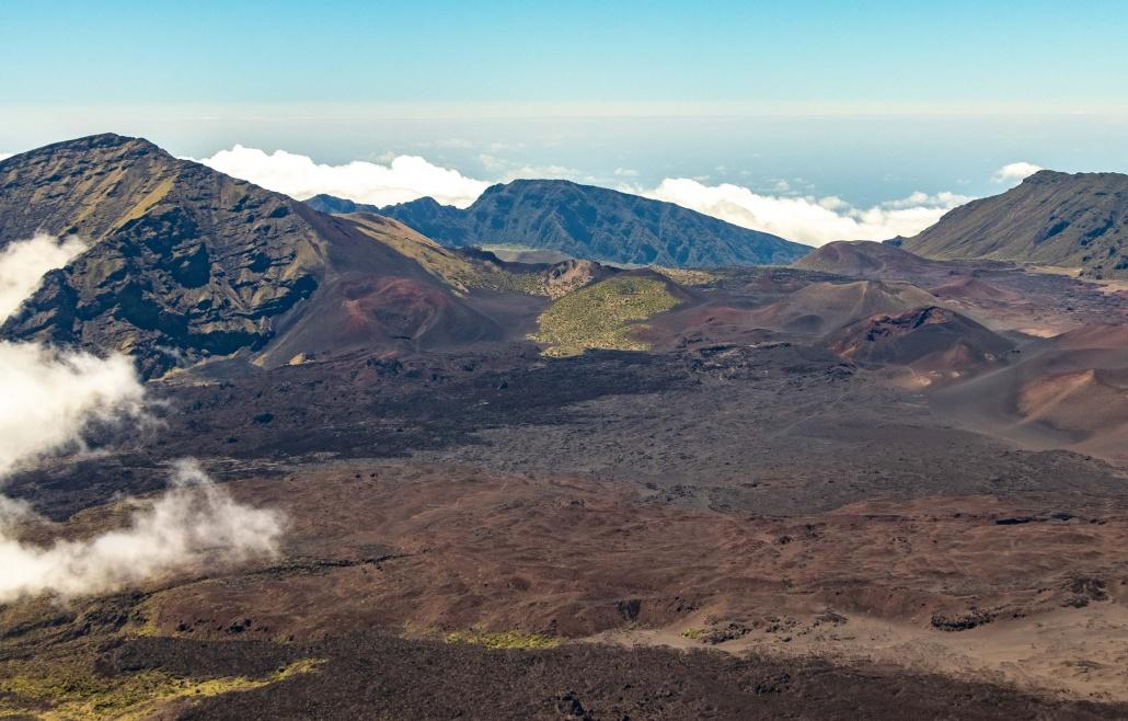 Haleakala Day Crater Maui