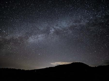 Haleakala Stargazing Milky Way Maui