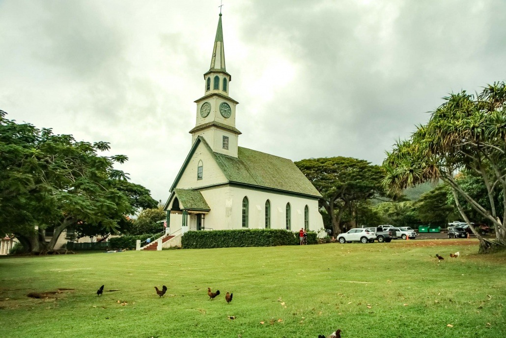Wailuku Kaahumanu Church Maui