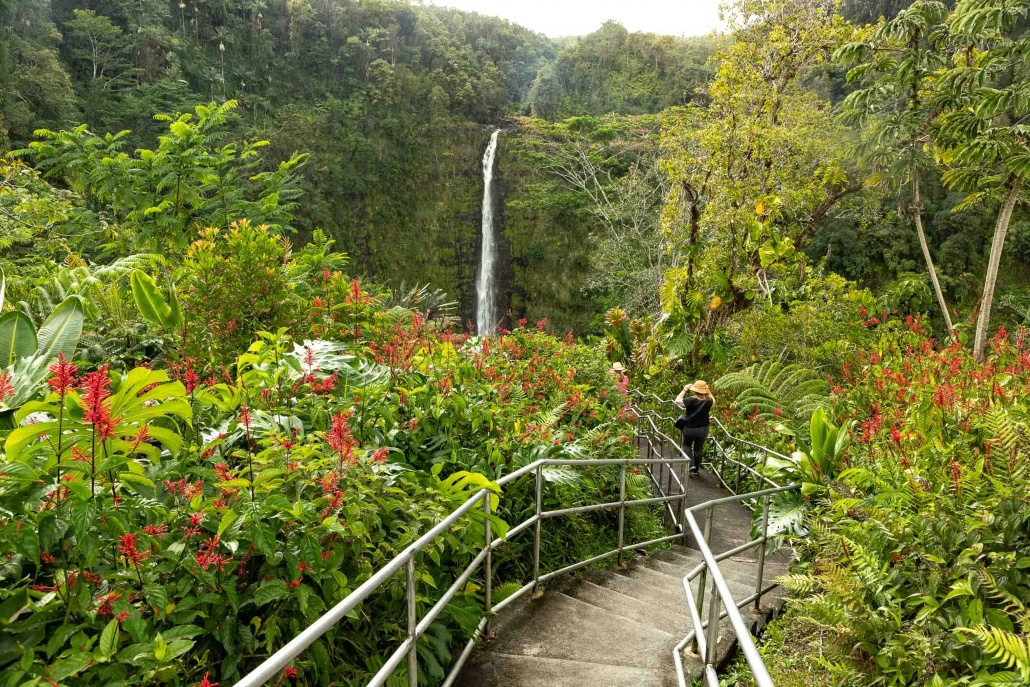 Akaka State Park Waterfalls
