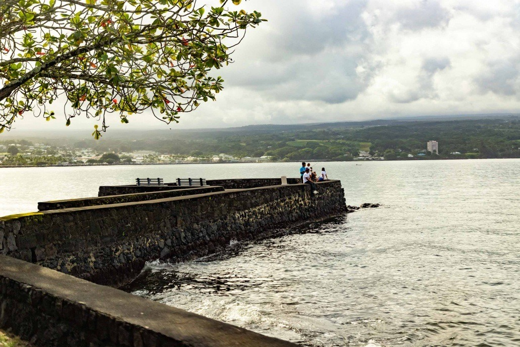 Hilo Fishing Pier