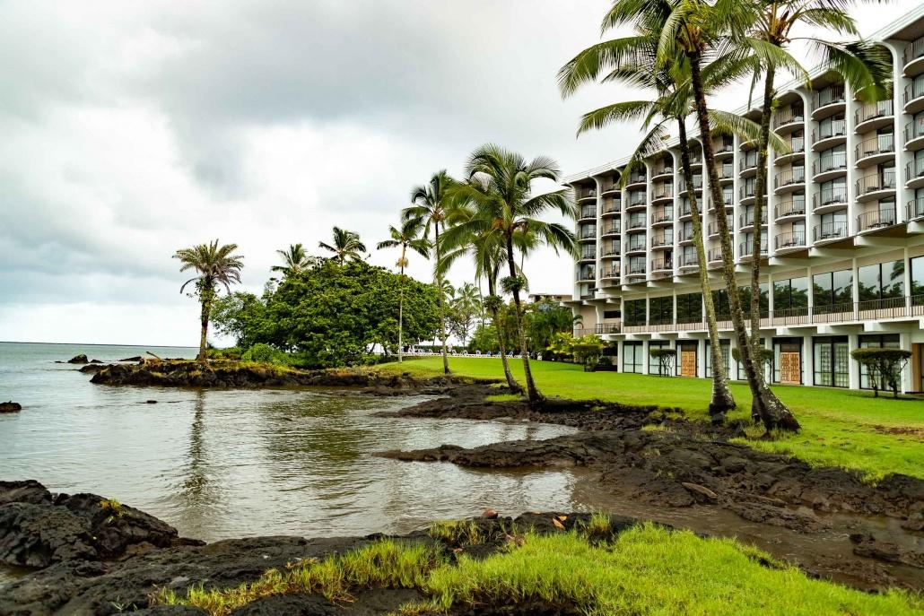 Hilo Hawaiian Hotel Oceanfront