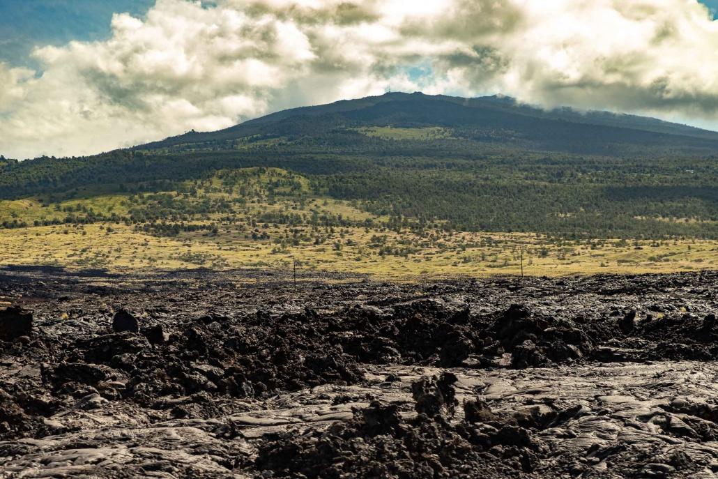Lava Flow Big Island