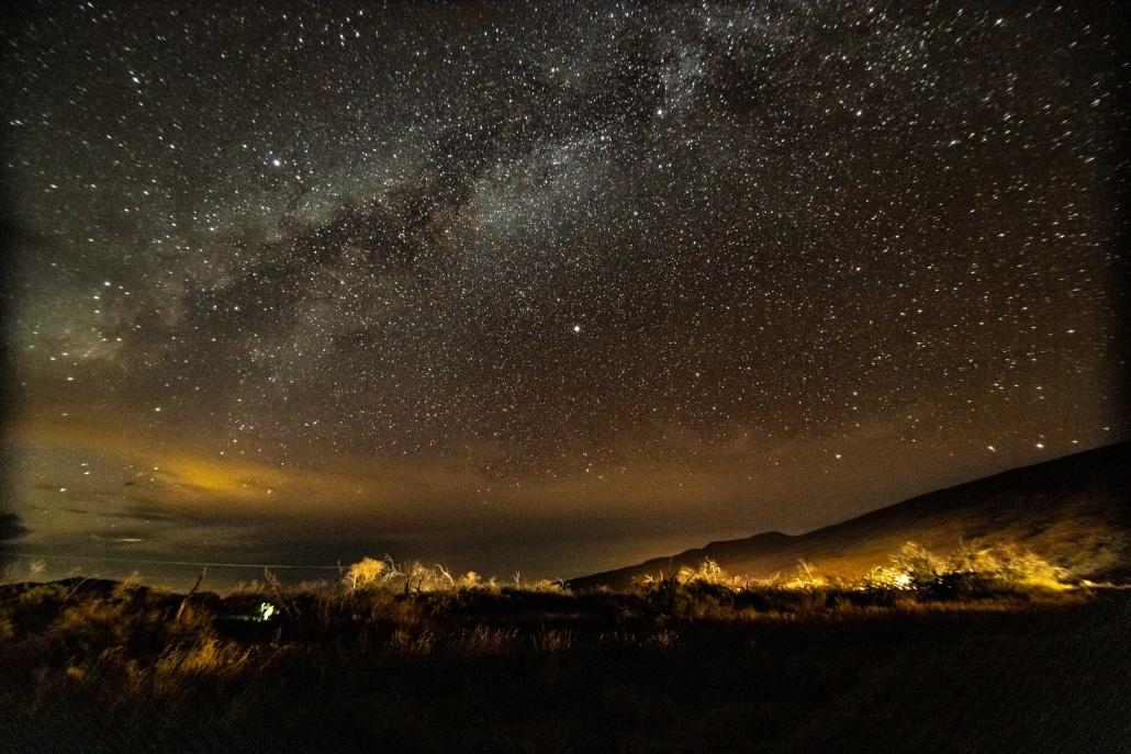 Mauna Kea Stargazing Gilbert Kahele Recreation Area