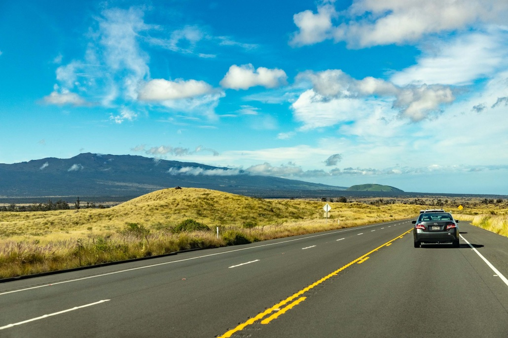 Saddle Road Mauna Hualalai