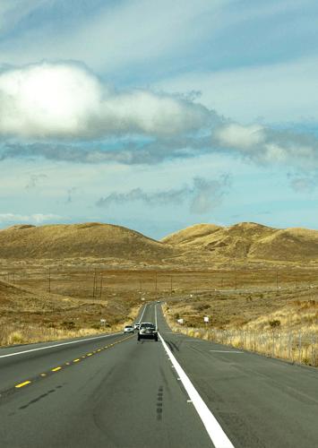 Saddle Road View Big Island