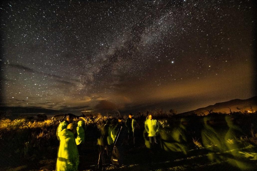 Stargazing Mauna Kea Guests
