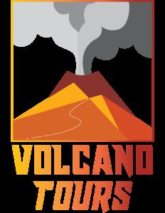 Volcano Tours Logo