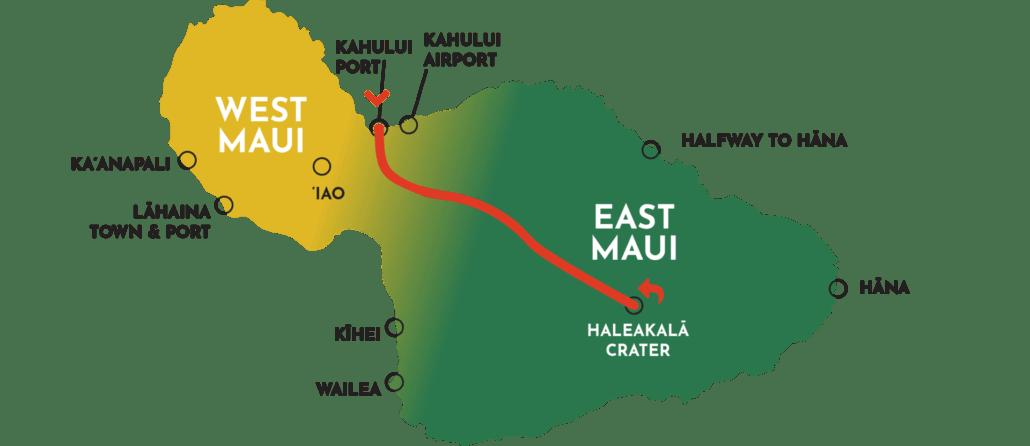 Haleakala Volcano Summit Hike