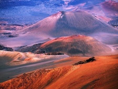 maui volcanoes quest haleakala