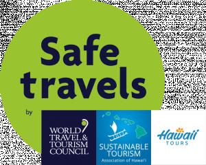 Safe Travels STAH Hawaii Tours