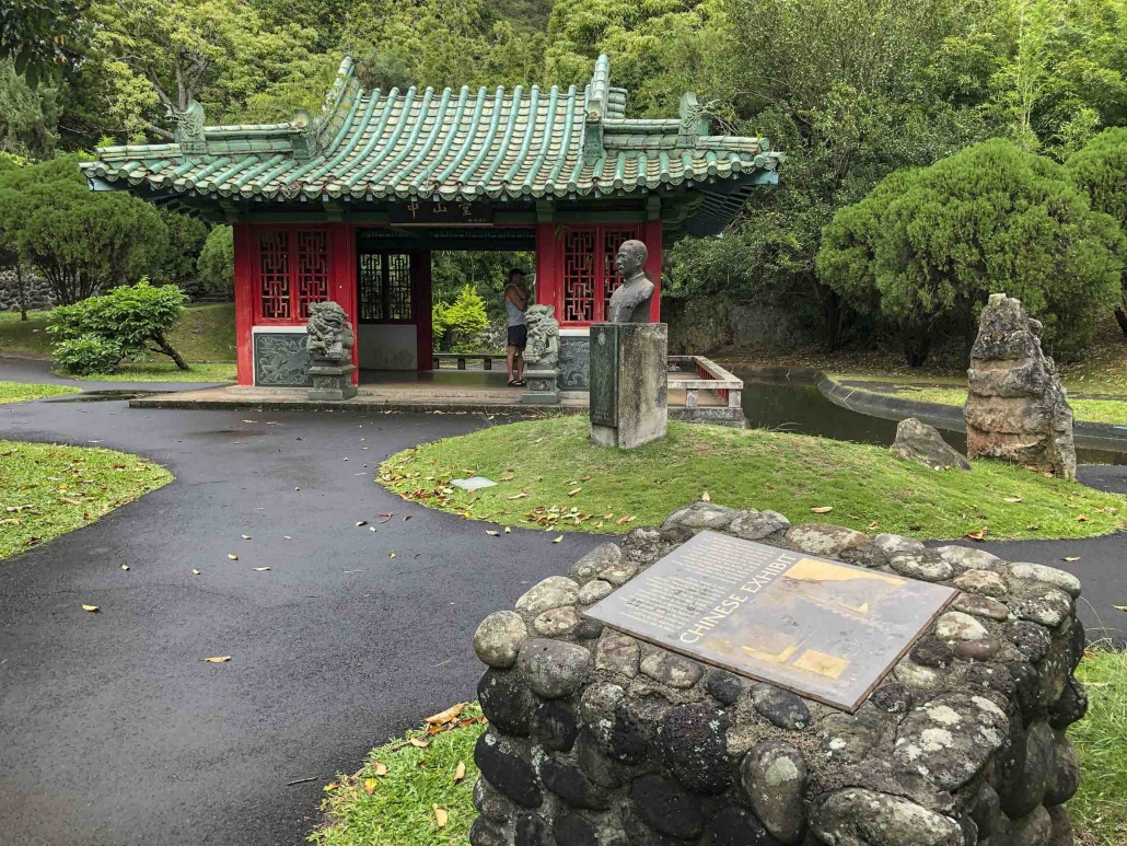 Chinese immigrants are honored for there historical contribution to Maui