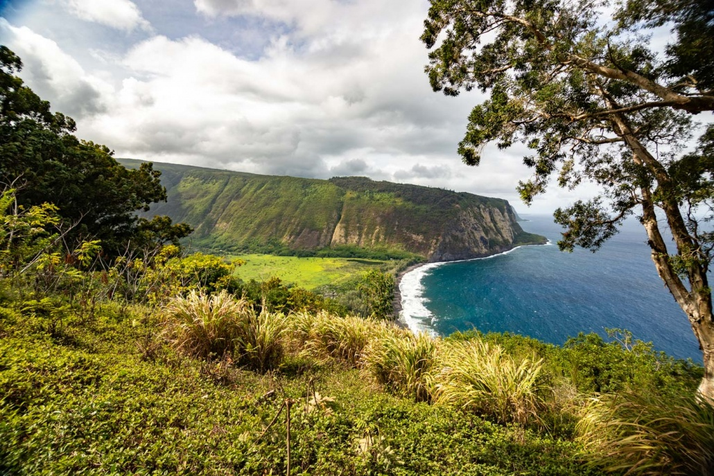Nearly a mile wide and just under a thousand feet deep Waipio supported thousands of ancient Hawaiians